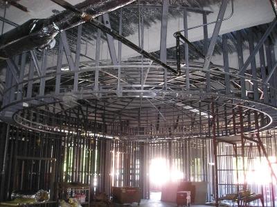 Barrel Ceilings